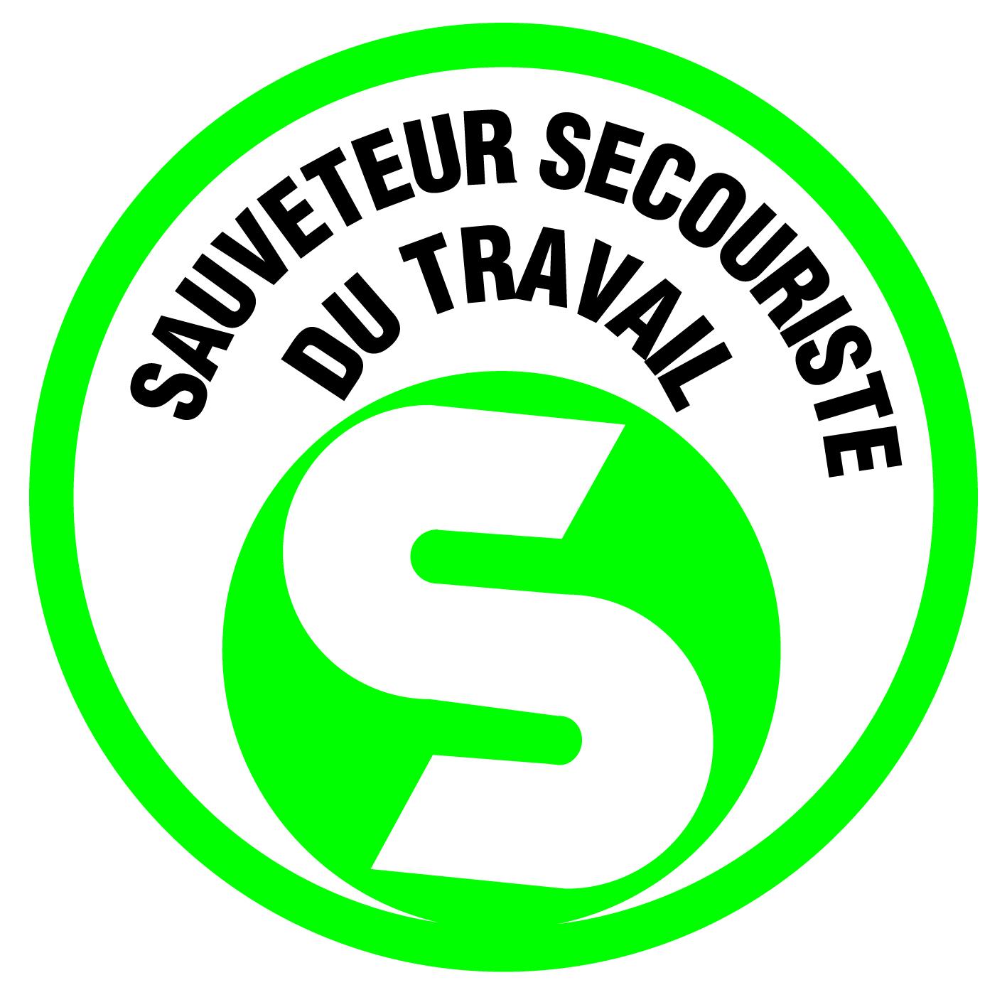 STL Formation Sauveteur secouriste du travail logo